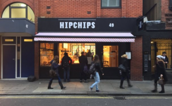 """London's first """"crisp cafe"""" has opened in Soho – charging £4.50 for a box"""