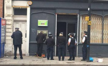 "London's ""last sex cinema"" has been found beneath a block of flats"