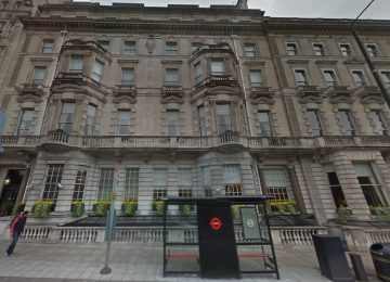 The RAF Club on Piccadilly wants to demolish this squash court – and people aren't happy