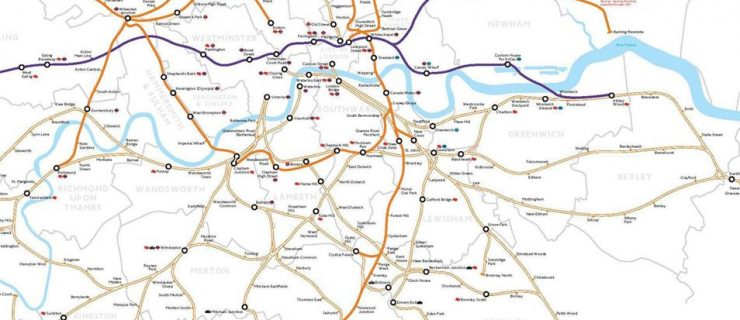 Could this be what London's Overground network will look like soon?