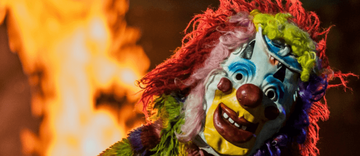 Met puts more officers on the streets in autumn as clown craze continues