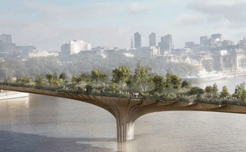 The Garden Bridge could stand to lose taxpayers over £20m