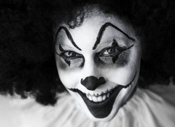 """Man arrested over """"killer clown"""" incident at Brunel University"""