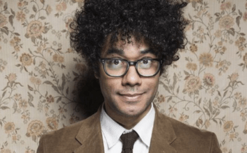 IT Crowd star Richard Ayoade a frontrunner for Channel 4 Bake Off