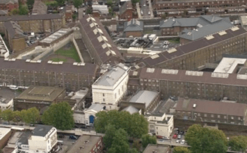 Man dies after being stabbed with a knife by inmates in Pentonville prison