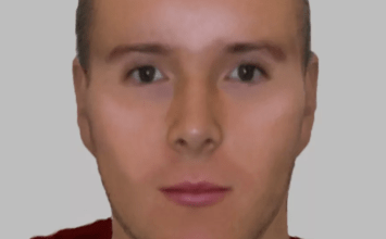 Do you recognise this man? He's wanted in connection with Tottenham hijab incident