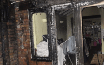 No injuries as fire crews evacuate people from Shepherds Bush flat blaze