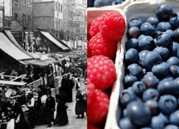 "Historic London market threatened after ""two for a pound!"" cries are too loud"