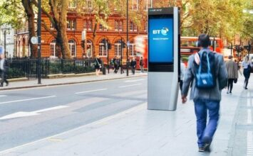 Free calls and Wi-Fi at new phone boxes