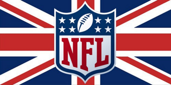 National Football League (NFL) rocks Twickenham for the first time.
