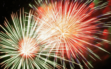 Fireworks thrown at police in North London as Bonfire Night approaches