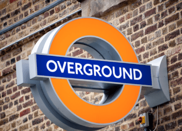 15-year-old girl sexually assaulted on Overground train