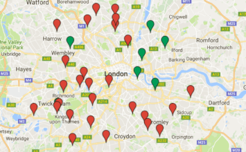 Here's where the FREE fireworks displays in London are this Bonfire Night