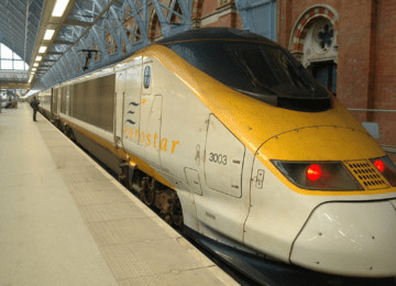 Direct trains to Amsterdam from St Pancras just got another boost