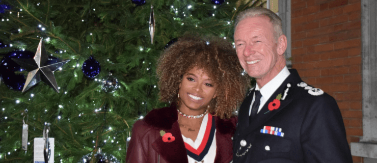 Star-studded launch for Met's children in care Christmas gift appeal