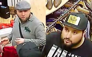 "Men wanted after using 5-year-old to rob charity shop in ""distraction theft"""