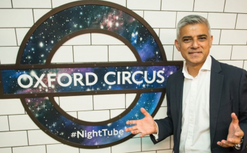 Sadiq tells Americans to come to London if they don't want to live under Trump