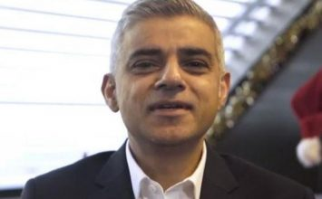 Berlin Attack: Sadiq Khan thanks London's emergency services in Christmas message