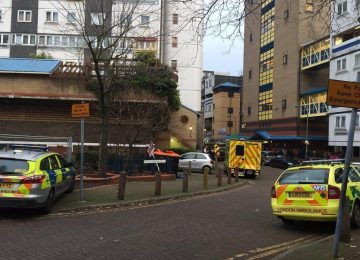 "Police look into ""unexplained death"" of a woman in Battersea flat"