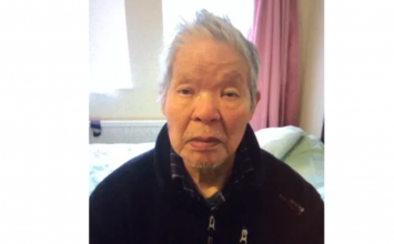 Missing: 83-year-old with diabetes hasn't been seen since yesterday