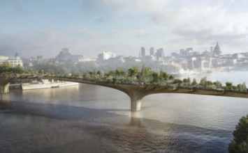 "Garden Bridge: bosses consider ""worst-case scenario"" after shortfall of £56m"