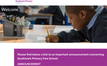 A free school in Southwark is set to close after only getting 60 pupils in five years