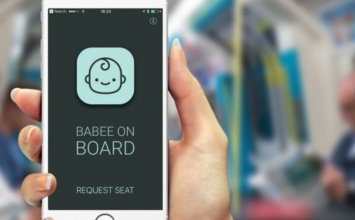 This new app alerts fellow passengers when a pregnant woman needs a seat