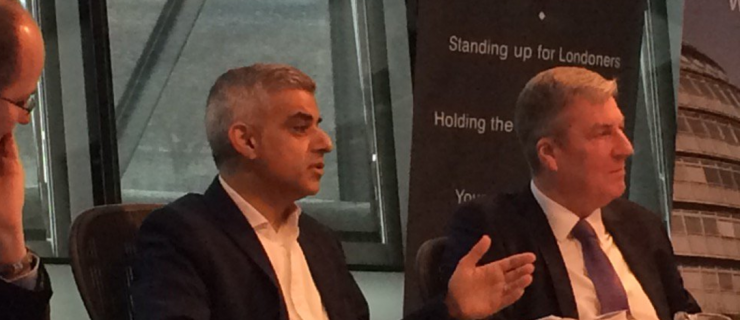 "Sadiq Khan says he ""lost the argument"" on Brexit – but accepts the referendum result"