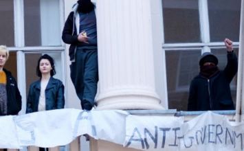 """Lives are at risk"": Belgravia anarchist squat attacked with bricks"