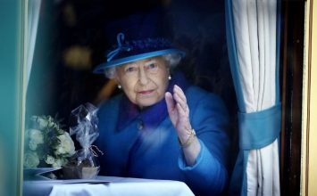 The Queen will not attend New Year's Day church service