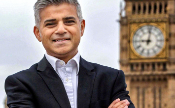 "Khan: let's make London ""the best, most inviting place for film production in the world"""