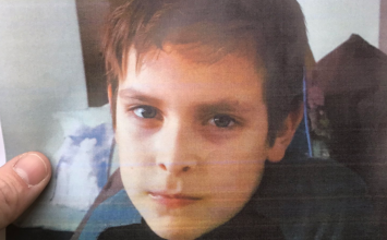 MISSING: Police are searching for 10-year-old Cyprian from West London