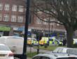 BREAKING: Man stabbed following fight on platform at Jubilee line station