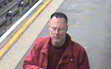 Man hunted after swastika stickers posted at Tube stations
